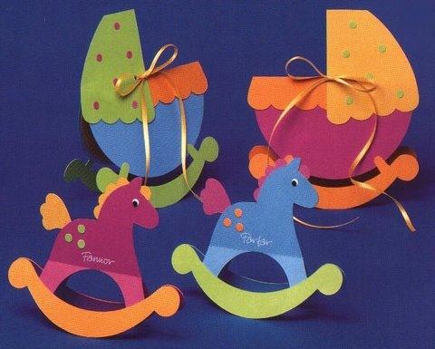 Какую поделку можно сделать из картона и цветной бумаги