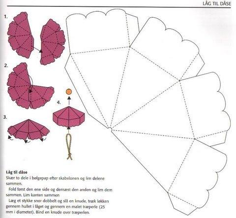 Поделки своими руками из картона с инструкцией