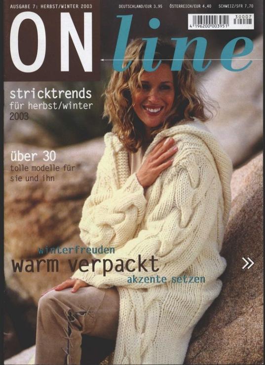 Смотреть в онлайне журналы по вязанию 2011