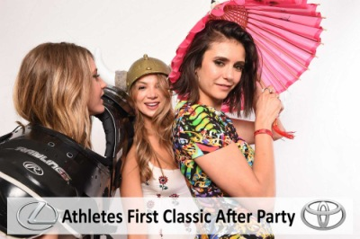 Athletes First Classic After Party Photobooth 2017