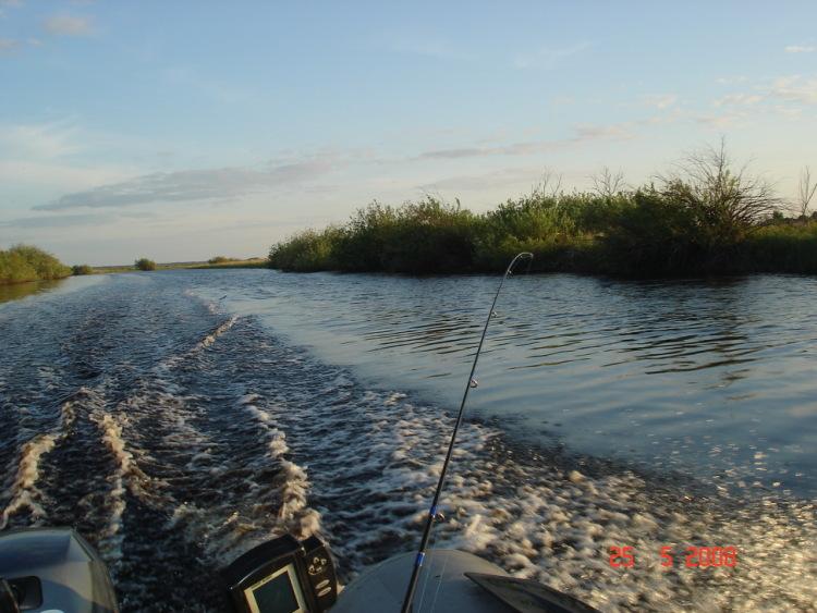 рыбалка на реке ловать пола