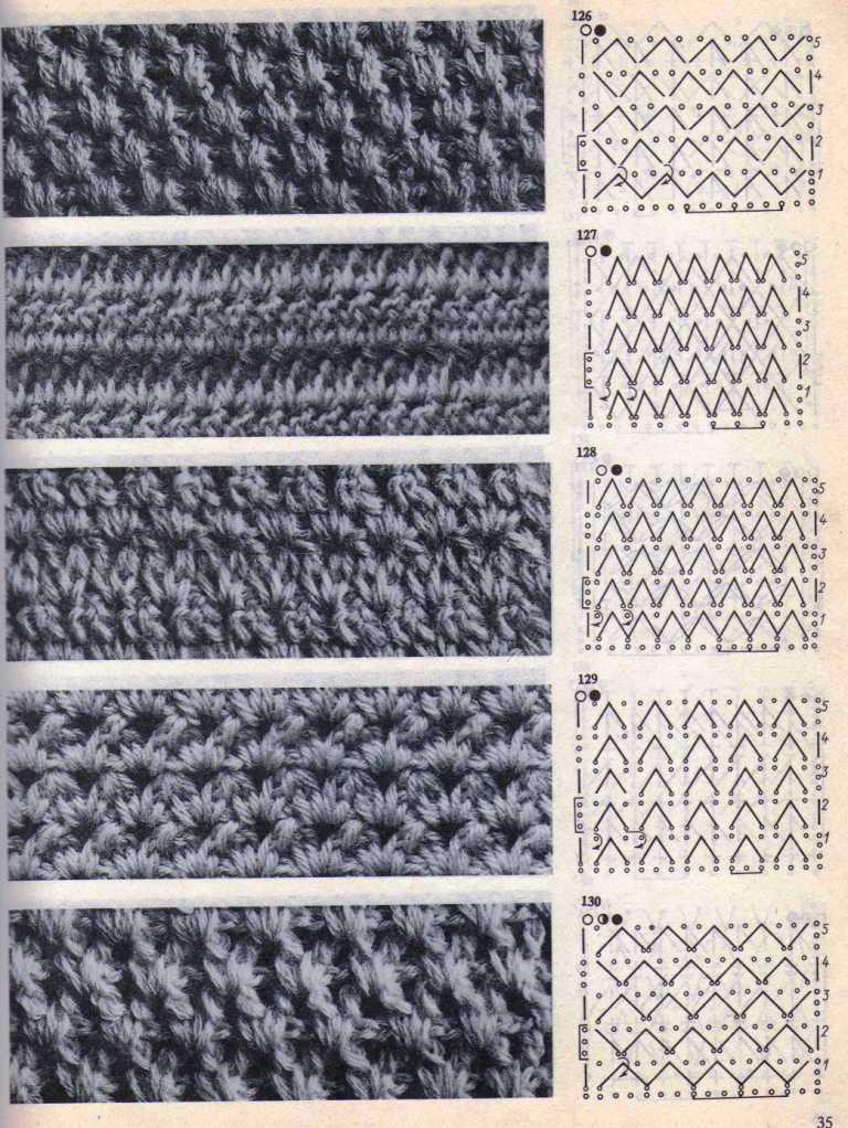 Вязание 1000 узоров