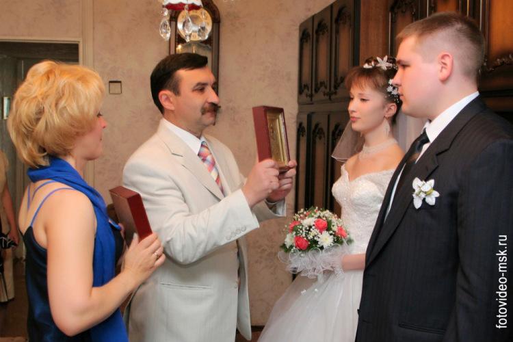 Как благословить дочь на свадьбе дочери 66