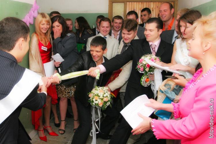 7 идей для весёлой свадьбы - m