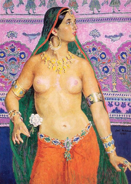 Фото проститутки богини девадаси