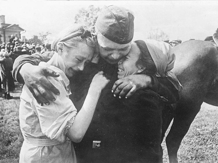 Презентация на тему война 1941 1945