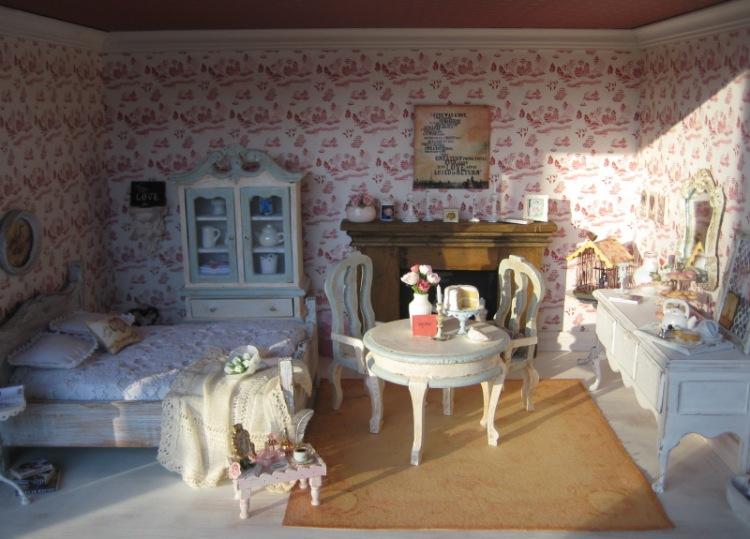 Кукольный дом своими руками интерьер