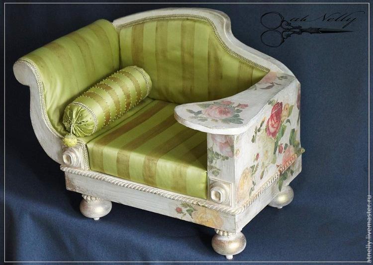 Мебель из папье маше мастер класс