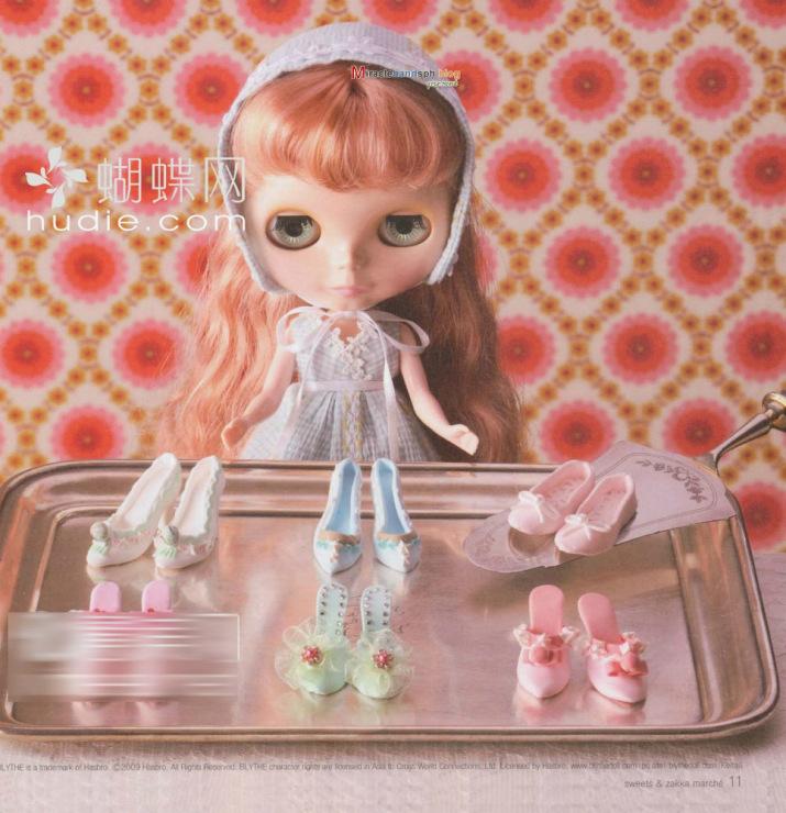 Вещи для кукол из полимерной глины своими руками 72