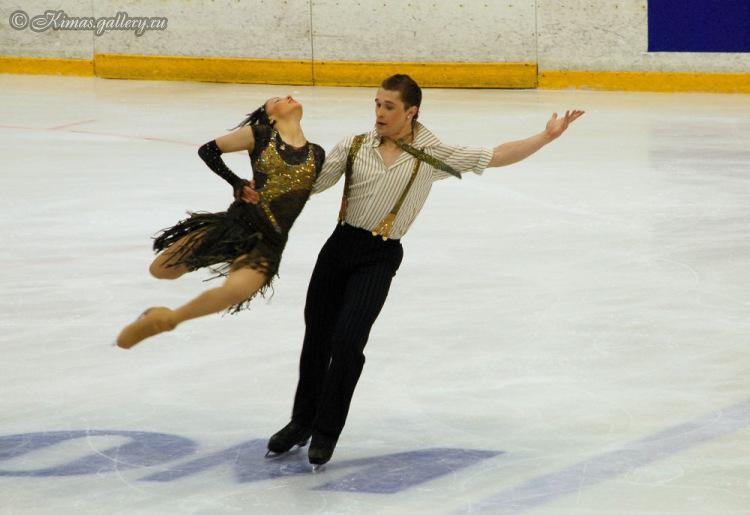 Gallery.ru / Ольга Колотилина - Александр Борцов - Танцы, МС, оригинальный - kimas