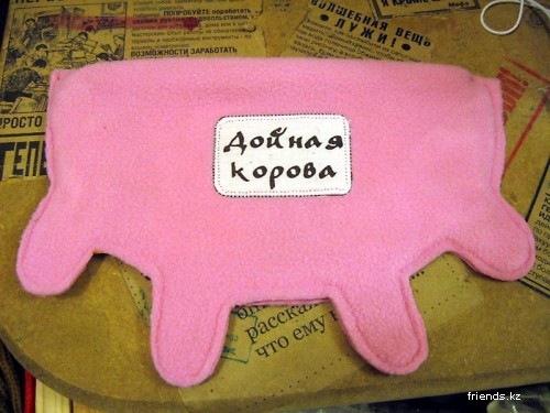 Gallery.ru / Фото #7 - Рукодельные приколы - Ka