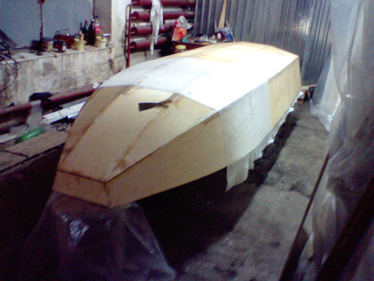 Стеклопластик для постройки лодки своими руками 36