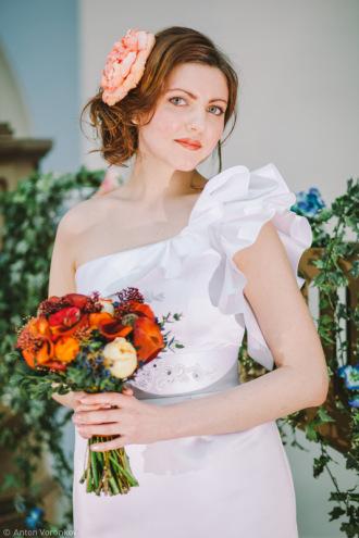 Визажист (стилист) Анна Мордвинцева -